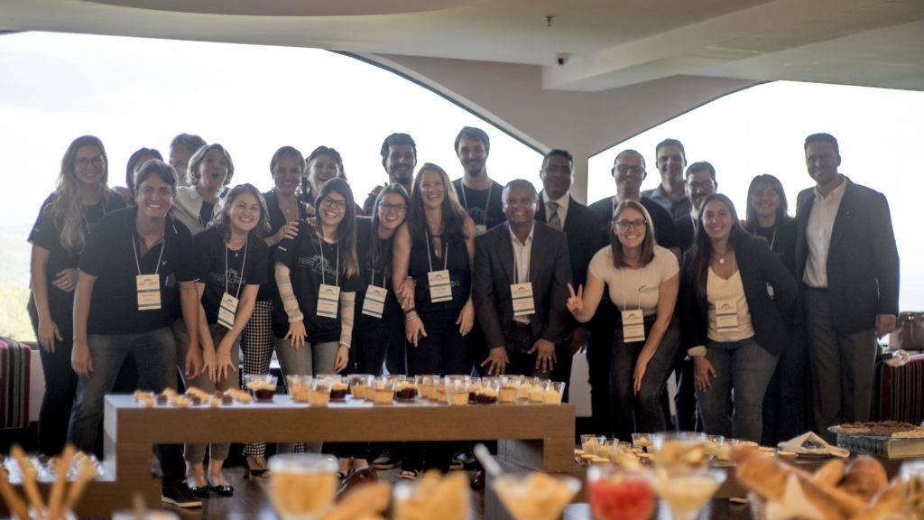 participantes do pers summit 2018