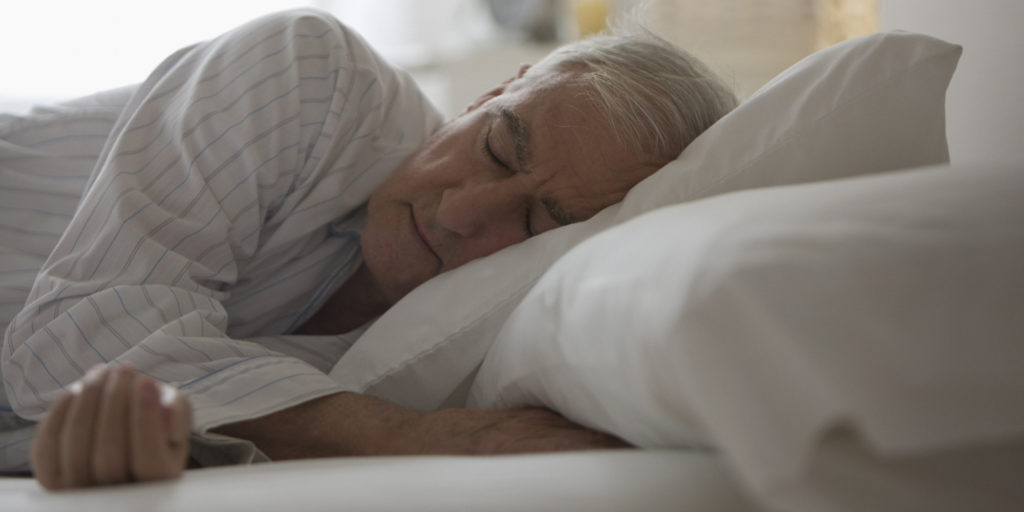 Como evitar os distúrbios do sono no idoso