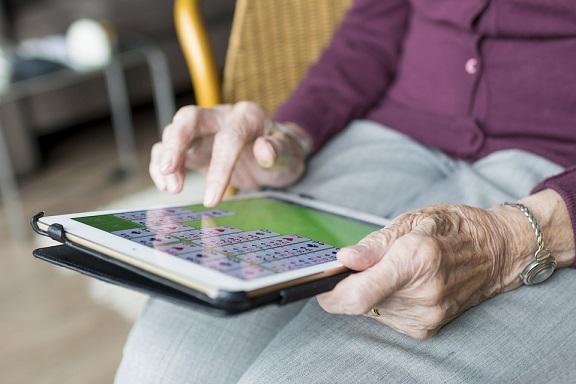 Tecnologia para idosos