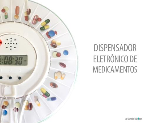 Dispensador de medicamentos automático