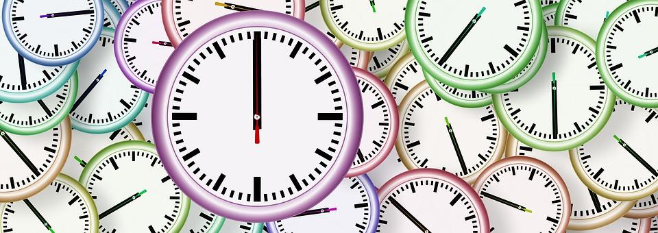 Otimizar o tempo