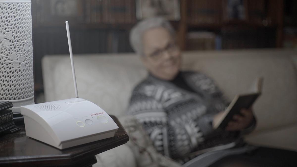 Monitoramento eletrônico para idosos: segurança e tranquilidade para quem você ama