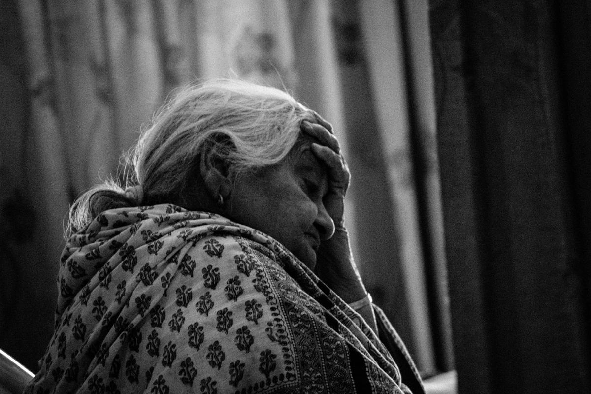 Violência doméstica contra idosos